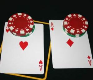 Blackjack splitsen